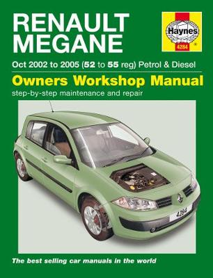Renault Megane 2002-2008 Repair Manual