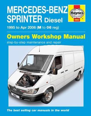 Mercedes-Benz Sprinter Diesel 1995-2006 Repair Manual
