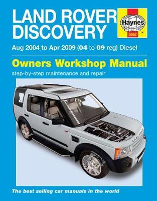 Land Rover Discovery Diesel 2004-2009 Repair Manual