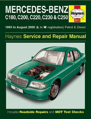 Mercedes-Benz C-Class W202 1993-2000 Repair Manual