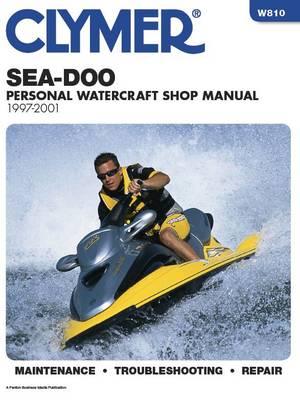 Sea Doo Personal Watercraft 1997-2001 Repair Manual
