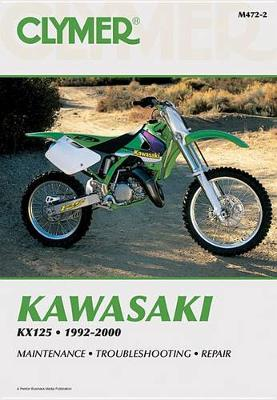 Kawasaki KX125 1992-2000 Repair Manual