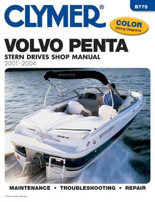 Volvo Penta Stern Drives 2001-2004 Repair Manual