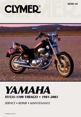 Yamaha XV535-1100 Virago 1981-2003 Repair Manual
