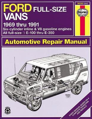 Ford E100-E350/Econoline Full-Size van 1969-1991 Repair Manual