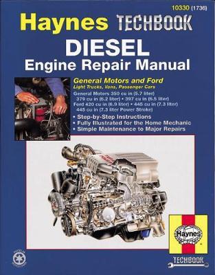 Ford & GM Diesel Engine Repair Haynes Techbook