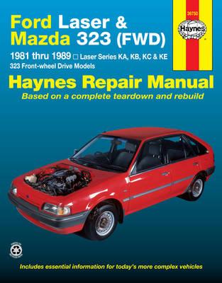 Ford Laser KA, KB, KC, KE/Mazda 323 1981-1989 Repair Manual
