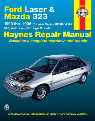 Ford Laser & Mazda 323 (90 - 96)