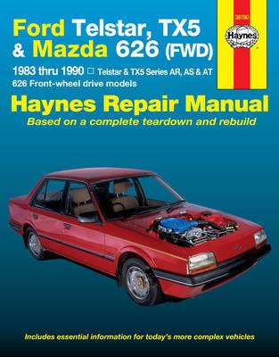 Ford Telstar, TX5 AR, AS, AT/Mazda 626 1983-1990 Repair Manual