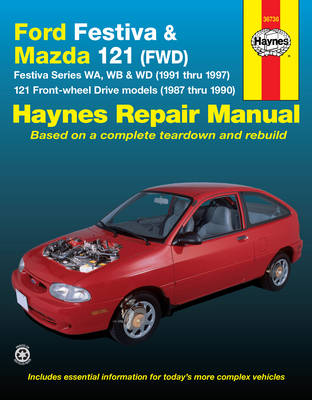Ford Festiva WA, WB, WD 1991-1997/Mazda 121 1987-1990 Repair Manual