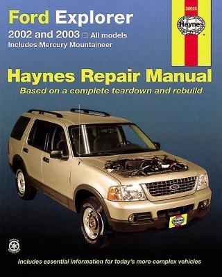 Ford Explorer & Mercury Mountaineer 2002-2010 Repair Manual
