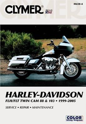 Harley-Davidson 1999-2005 Repair Manual