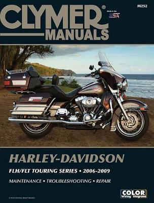 Harley-Davidson FLH-FLT Touring Series 2006-2009 Repair Manual