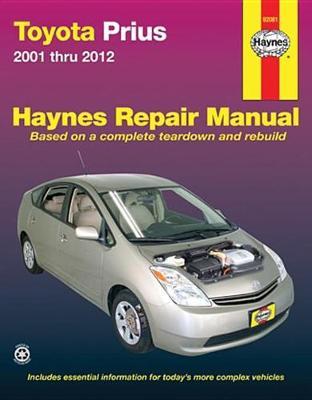 Toyota Prius 2001-2012 Repair Manual