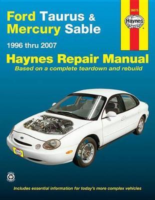 Ford Taurus & Mercury Sable: 1996-07
