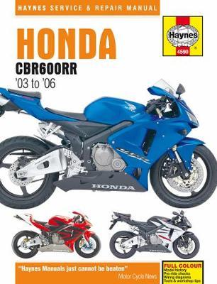 Honda CBR600RR (03 -06)