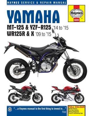 Yamaha MT-125, YZF-R125 & WR125R/X (09 - 15)