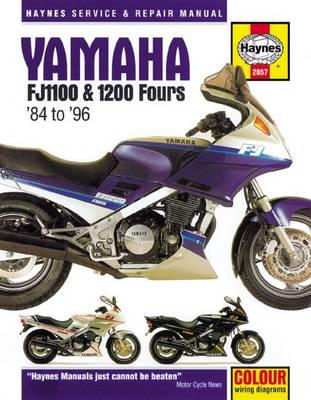 Yamaha FJ1100 & 1200 Fours (84-96): 84-96