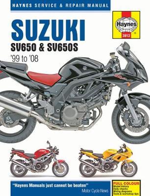 Suzuki SV650 & SV650S (99-08): 99-08