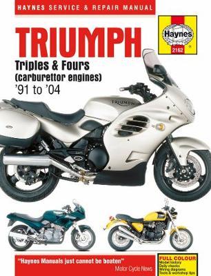 Triumph Triples & Fours (91-04): 91-04
