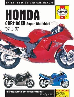Honda CBR1100XX Super Blackbird (97-07): 97-07