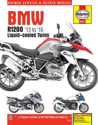 BMW R1200 Dohc Liquid-Cooled Twins (13 - 16)