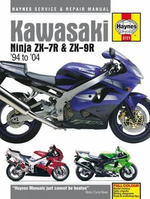 Kawasaki ZX-7R & ZX-9R Ninjas 1994-2004 Repair Manual