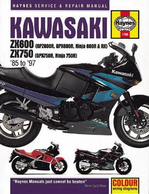 Kawasaki ZX600 Ninja