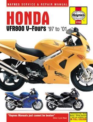 Honda VFR850 (97 - 01)