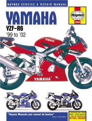 Yamaha YZF-R6 (99 -02)
