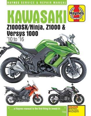 Kawasaki Z1000, Z1000SX & Versys ('10 - '16)