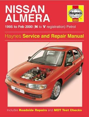 Nissan Almera Petrol 1995-2000 Repair Manual