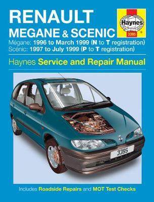Renault Megane & Scenic Petrol & Diesel (96 - 99) N To T