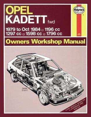 Opel Kadett Petrol (Nov 79 - Oct 84)