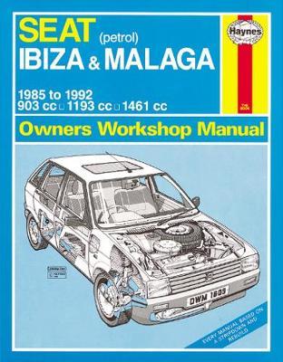 Seat Ibiza & Malaga Petrol (85 - 92) B To K