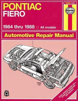 Pontiac Fiero (84 - 88)