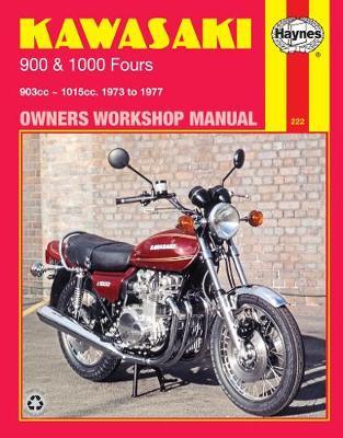 Kawasaki 900 & 1000 Fours (73 - 77)
