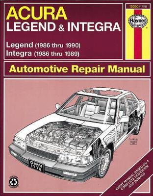 Acura Integra & Legend (86 - 90)