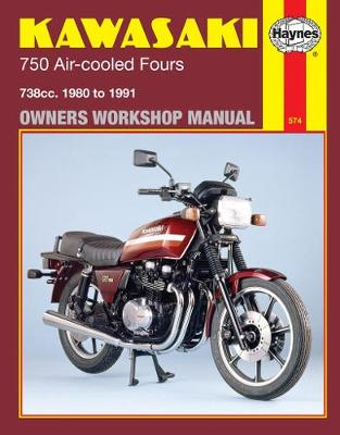 Kawasaki 750 Air-Cooled Fours (80 - 91)