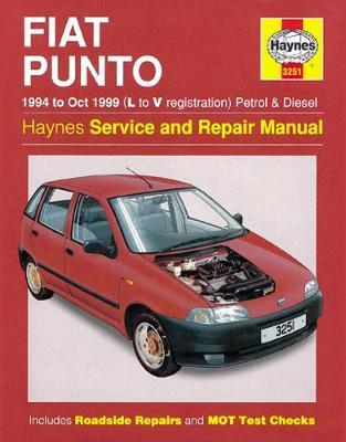 Fiat Punto Petrol & Diesel (94 - Oct 99) L To V