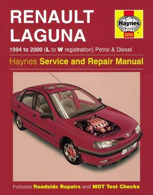 Renault Laguna Petrol & Diesel (94 - 00) L To W
