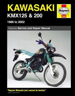 Kawasaki KMX125 & 200 (86 - 02)