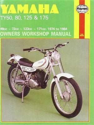 Yamaha TY50,80,125 & 175 1974-1984 Repair Manual