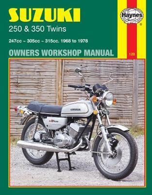 Suzuki T/GT250/350 1968-1978 Repair Manual