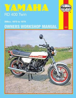 Yamaha RD400 Twins 398cc 1975-1979 Repair Manual