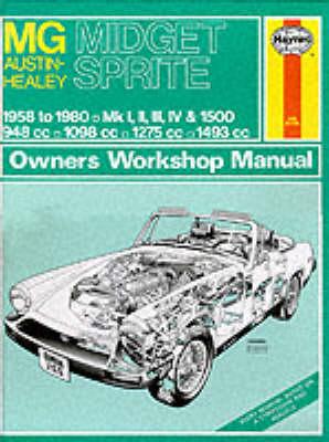 MG Midget & Austin-Healy Sprite 1958-1980 Repair Manual