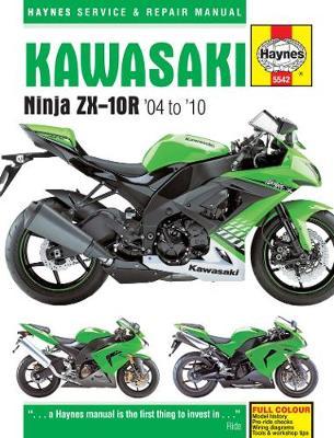 Kawasaki ZX-10R 2004-2010 Repair Manual
