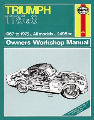 Triumph TR5 & TR6 1967-1975 Repair Manual