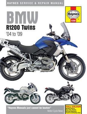 BMW R1200 Twins 2004-2009 Repair Manual