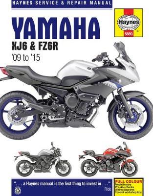 Yamaha FZ6R 2009-2015 Repair Manual